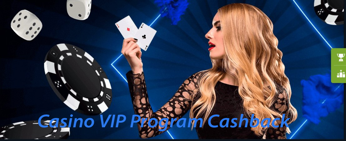 1xBet Casino VIP Program Cashback